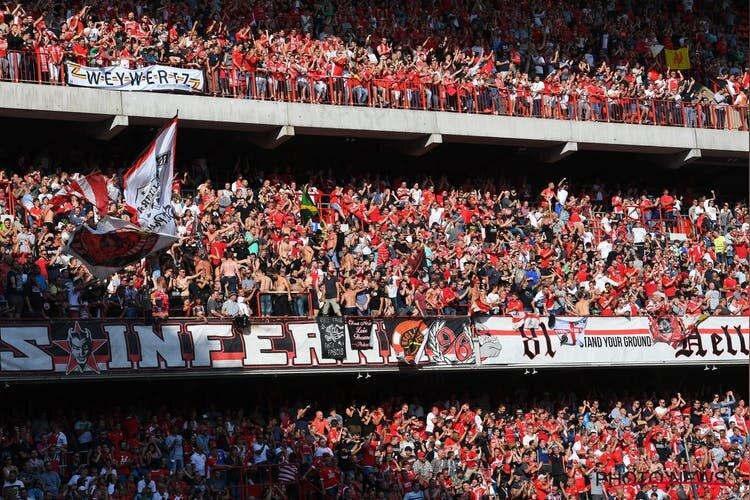 Le Standard mis à l'amende après des chants insultants de ses supporters à destination d'un arbitre